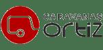Logotipo con símbolo de caravana