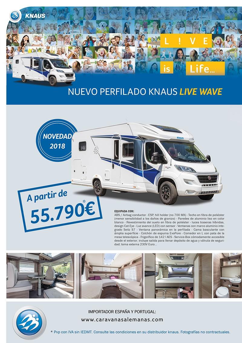 Perfilado desde 55.790 euros