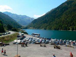 Lago Fabregues en francia