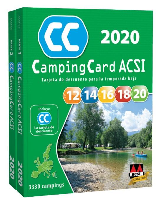 Guías ACSI Camping 2020
